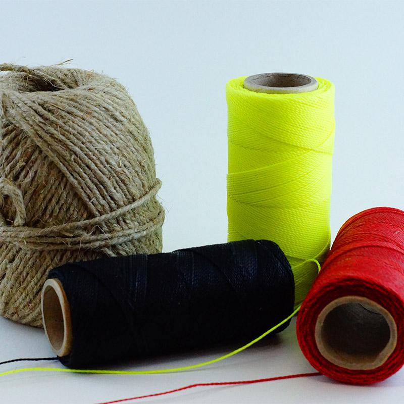 cordon, fil, ficelle pour les ateliers créatifs