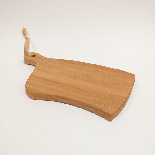 Planche à découper en bois - Hêtre. Fabrication artisanale en Région Auvergne Rhône Alpes - LOIRE