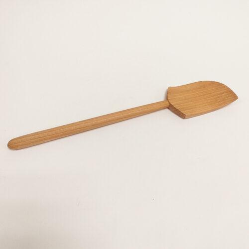 Spatule en bois de hêtre. Fabrication artisanale française.